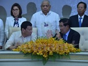 Cambodia, Philippines enhance cooperation