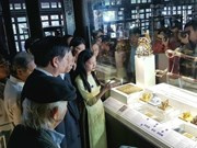 Nguyen Dynasty items showcased in Hue