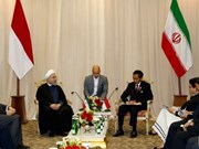 Indonesia, Iran boost cooperation