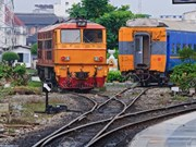 Thailand to provide train engine to Cambodia