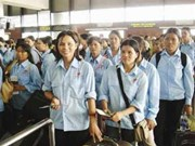 Seminar seeks ways to support Vietnamese guest workers