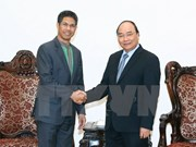 PM congratulates Timor Leste Ambassador on fulfilling tasks
