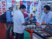 Vietnamese firms showcase goods in Cambodian exhibition