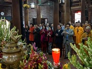 Hanoi prays for victims, martyrs in US's 1972 airstrike
