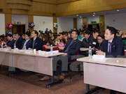 Vietnamese workers in RoK get together