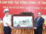PM asks Saigon New Port to fulfill economic, defence tasks