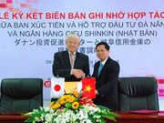 Da Nang, Japanese bank ink agreement