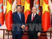Vietnam, Cambodia want to consolidate ties