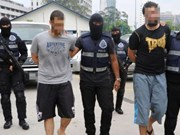 Malaysian police arrest seven for suspected IS links