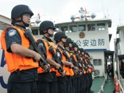 Mekong countries launch new joint patrol