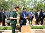 Cambodian Prime Minister visits historical site in Dong Nai