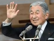 President extends birthday congratulations to Japanese Emperor