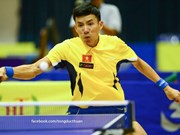 Vietnam wins men's team title at SEA table tennis championships