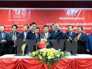 Vietnam, Laos foster popularisation affiliation
