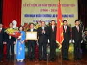 Vietnam-Germany Friendship Hospital asked to increase research
