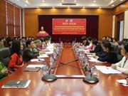 Vietnamese, Chinese women's associations reinforce ties