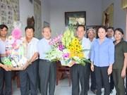 Xmas greetings to Binh Duong Christians