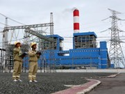Duyen Hai power plant produces 5.9 billion kWh of electricity