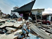 Indonesia marks 12 years since tsunami in Aceh