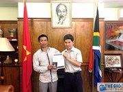 Vietnamese Embassy in South Africa supports sailor