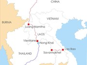 Construction starts on Laos-China railway