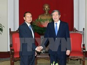 Cambodian Party official suggests continuous cooperation with Vietnam