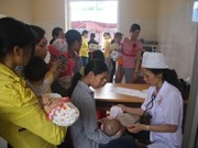 Hanoi: pre-natal care lowers maternal mortality rate