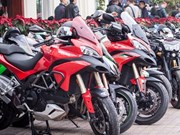 High-engine motorbikes stir domestic market