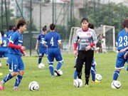 Vietnam jump up in women football ranking