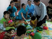 German-funded project benefits disabled in Quang Tri