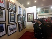 Marine sovereignty-themed exhibition comes to Bac Kan province