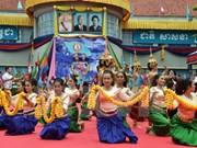 Cambodia hosts ASEAN-China joint cultural festival
