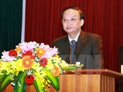 Japan's rising sun order bestowed upon Vietnamese official