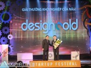 Eight honoured at first ever startup festival