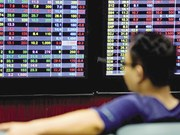 Shares end 2016 on positive note