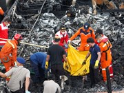 Indonesia: 60 dead, missing as ferry catches fire