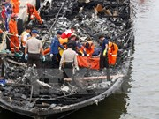Indonesia: Engine problem may trigger ferry fire
