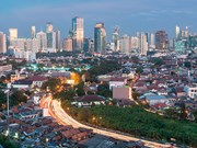 Indonesia: Sinking Jakarta plans giant walls