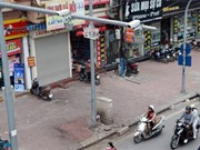 Hanoi Traffic Police propose installation of more cameras
