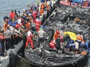 Indonesian police arrest ferry captain over fatal fire