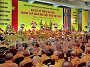 Vietnam Buddhist Sangha gains good outcomes in 2016