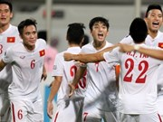 Vietnam U20 prepare for World Cup 2017