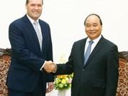 Prime Minister bids farewell to outgoing Czech Ambassador