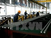Vietnam produces 17.5 million tonnes of steel in 2016