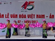 Vietnam-India Culture Week opens in HCM City