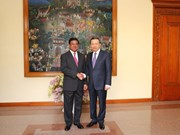 Vietnam, Cambodia exchange information to deter crime