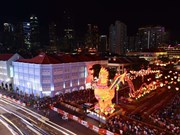 Singapore eager for Year of the Rooster