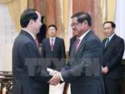President lauds Vietnam-Cambodia security ties