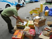 HCM City launches Tet food complaint line