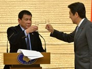 Japan offers 8.7 billion USD package for Philippines